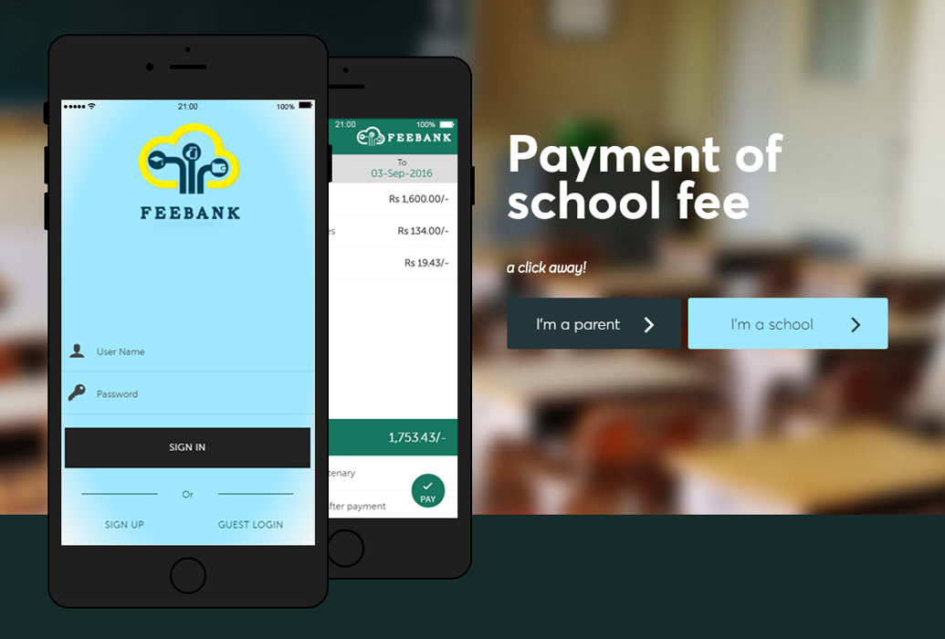 FeeBank - Make fee payments quicker, secure and hasslefree